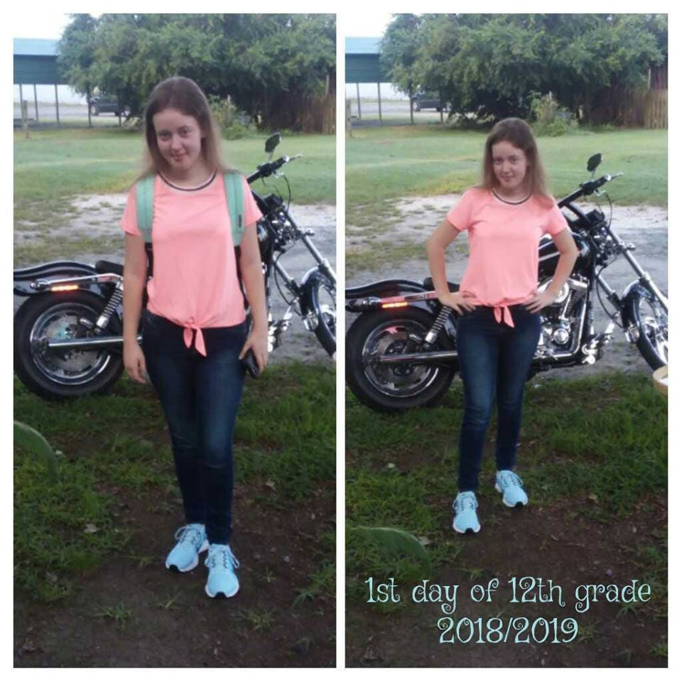 "<div class=""meta image-caption""><div class=""origin-logo origin-image none""><span>none</span></div><span class=""caption-text"">1st day of 12th grade! (Ashley Potts)</span></div>"