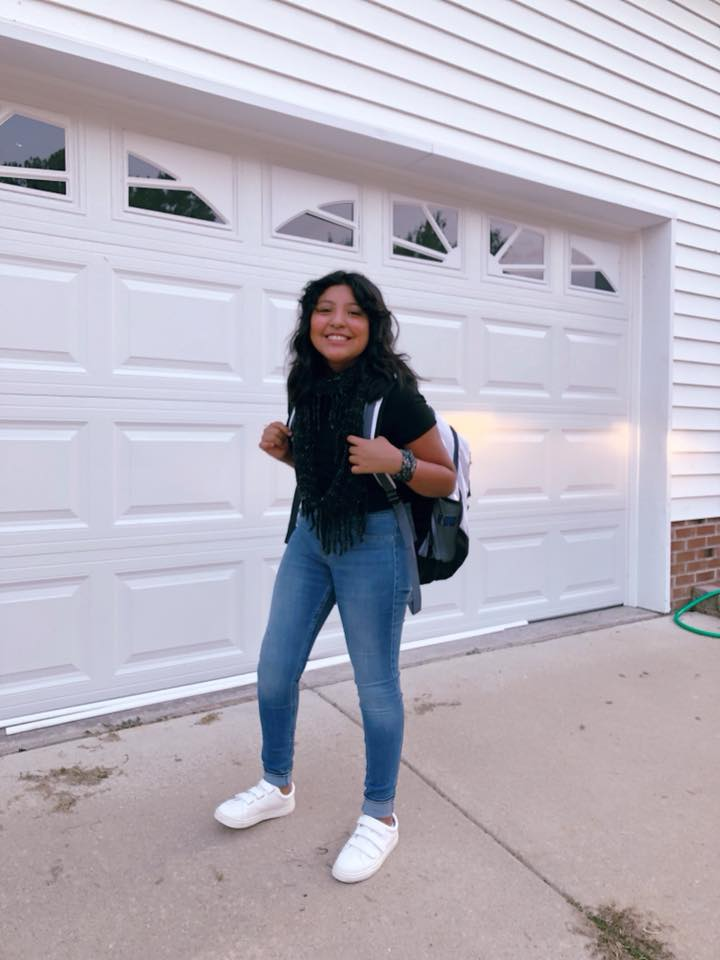 "<div class=""meta image-caption""><div class=""origin-logo origin-image none""><span>none</span></div><span class=""caption-text"">First day of 6th grade! (Ymariz Erdosay)</span></div>"