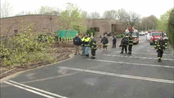 "<div class=""meta image-caption""><div class=""origin-logo origin-image ""><span></span></div><span class=""caption-text"">A large mud slide spilled into a Port Washington, Long Island parking lot Wednesday night, covering three cars with debris.</span></div>"