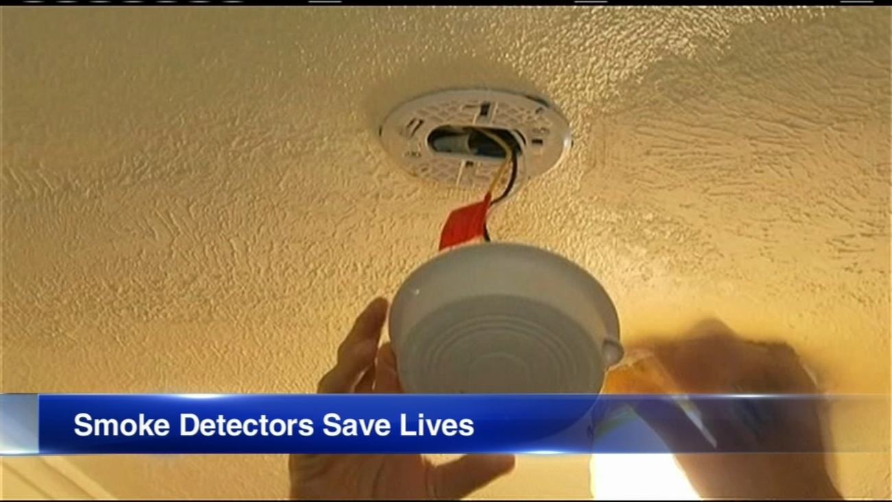 Chicago Firefighters Work To Remind Families About Fire Safety