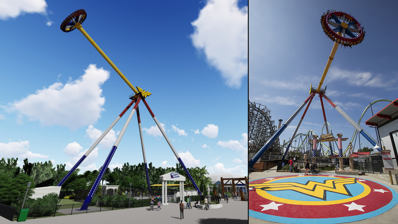 Six Flags Great Adventure to unveil Jersey Devil Coaster in
