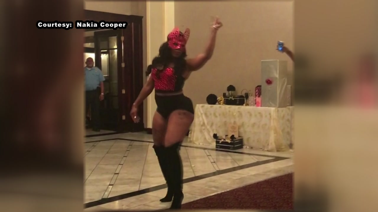 A Night To Remember Sexy Bride Goes Viral In Epic Wedding Reception