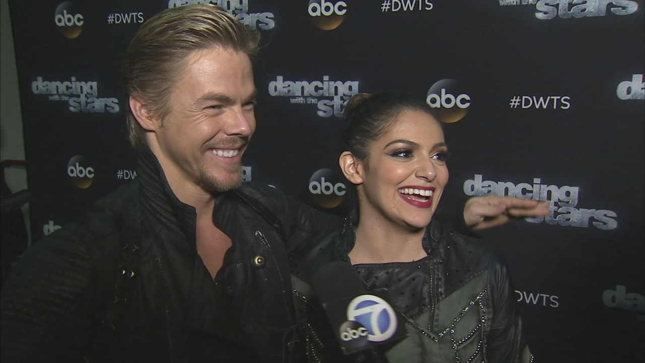 Video bethany mota derek hough talk about living in the moment video bethany mota derek hough talk about living in the moment abc7 m4hsunfo