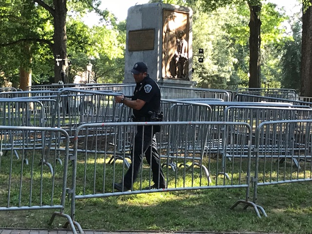 <div class='meta'><div class='origin-logo' data-origin='WTVD'></div><span class='caption-text' data-credit=''>Silent Sam demonstrations Thursday night.</span></div>