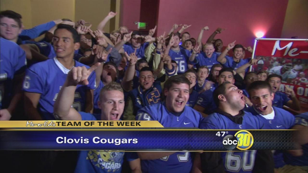 Clovis cougars