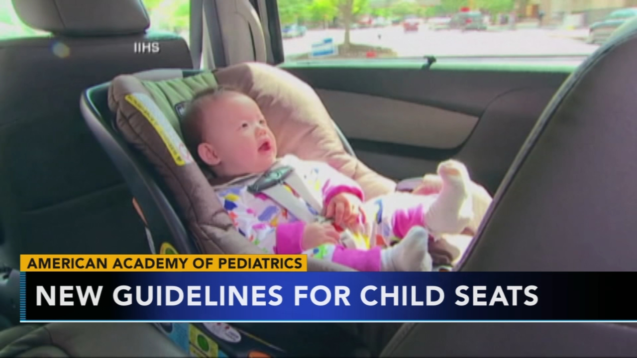 New Guidelines For Child Car Seats Drop Age Specific Milestone