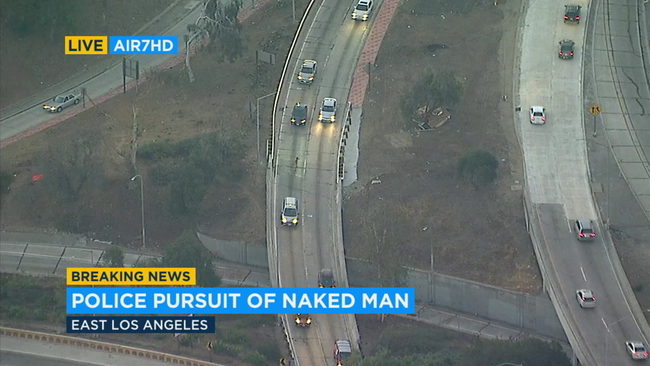 High speed chase - ABC7 New York