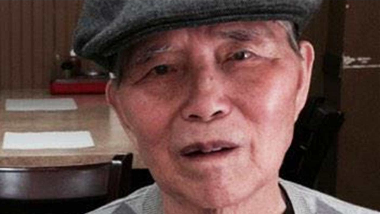 Sa K. Lee, 82, is shown in an undated file photo provided by the Orange County Sheriff's Department.