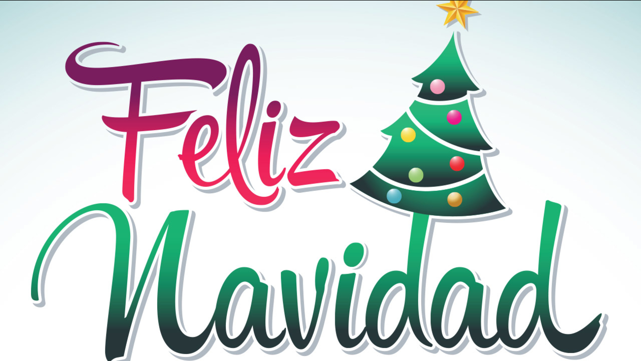 How To Spell Merry Christmas.Feliz Navidad How To Say Merry Christmas Around The World