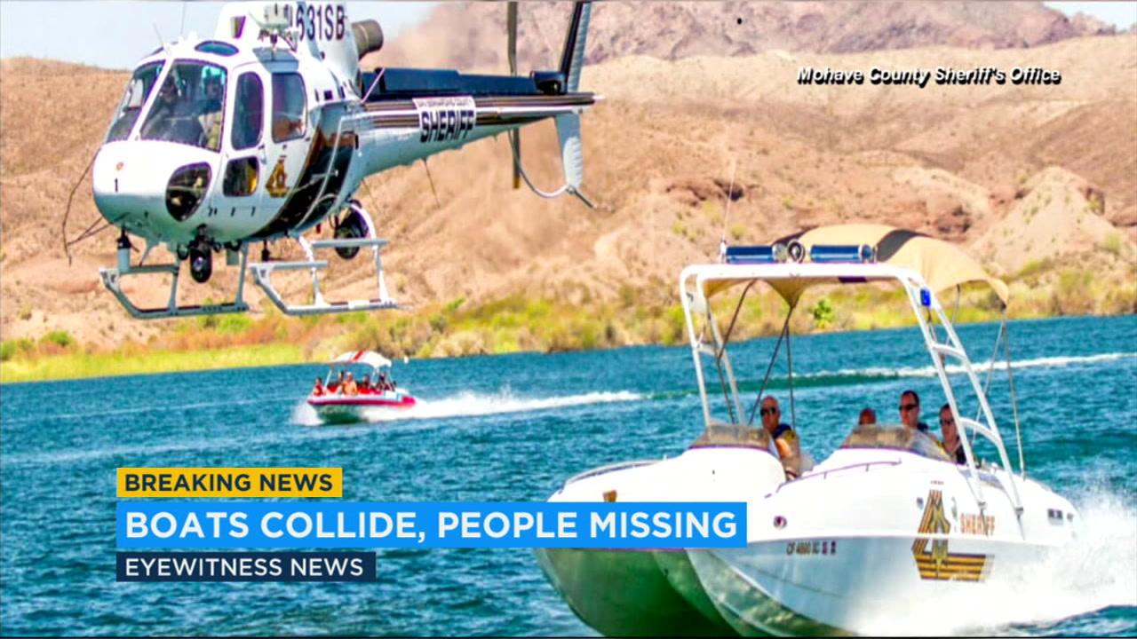Colorado River boat crash survivor: 'I thought I was going