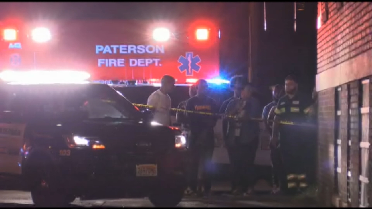 Police find 4 people shot, 2 fatally, inside BMW in Paterson