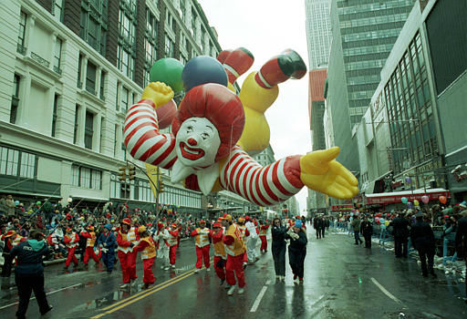 Photos Macys Thanksgiving Day Parade Through The Years