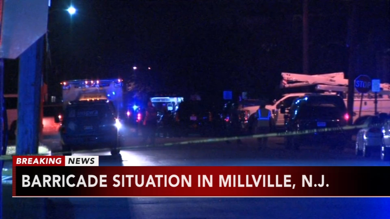 Millville New Jersey Standoff Ends After Evacuations Man Taken - Millville car show 2018