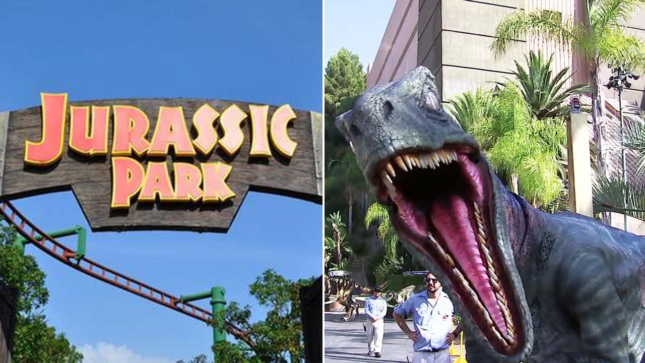 046f729ef Jurassic Park' ride to close for good at Universal Studios | abc7.com