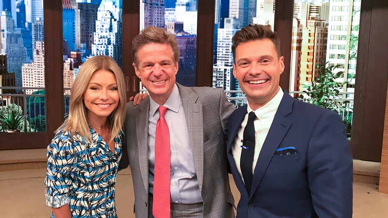 Live kelly and michael sweepstakes