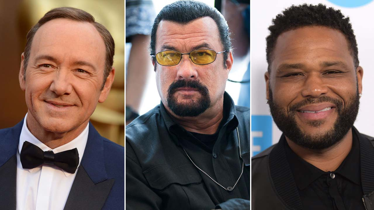 LA County DA: No charges filed against Kevin Spacey, Steven