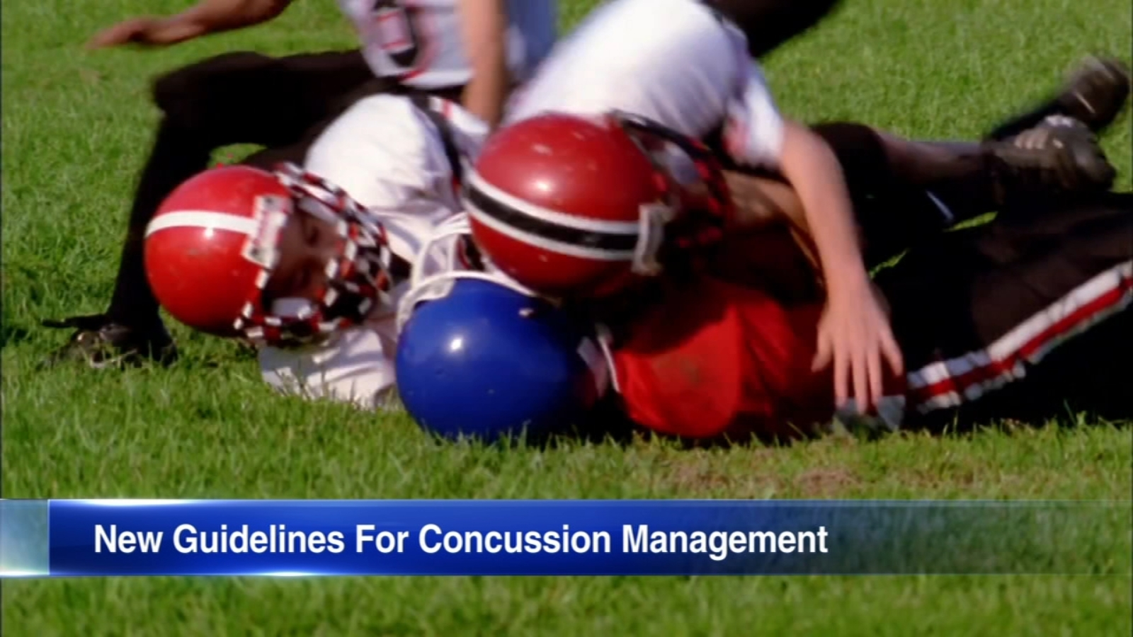 New Concussion Recommendations For Kids >> Cdc Issues First Guidelines To Treat Youth Concussions Abc7chicago Com