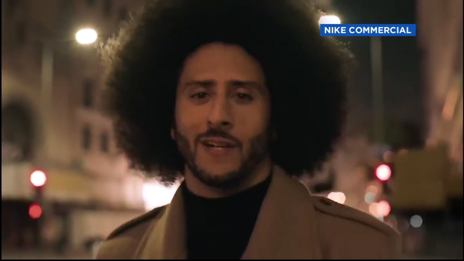 fc16083fb VIDEO  Nike releases new commercial narrated by former San Francisco 49ers  quarterback Colin Kaepernick