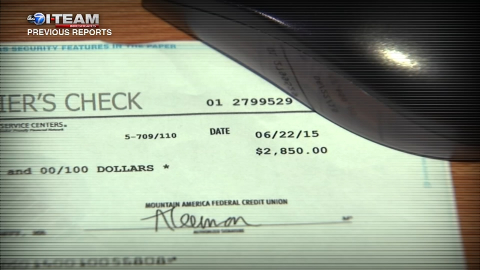 Fake Checks: One the rise and fooling young people