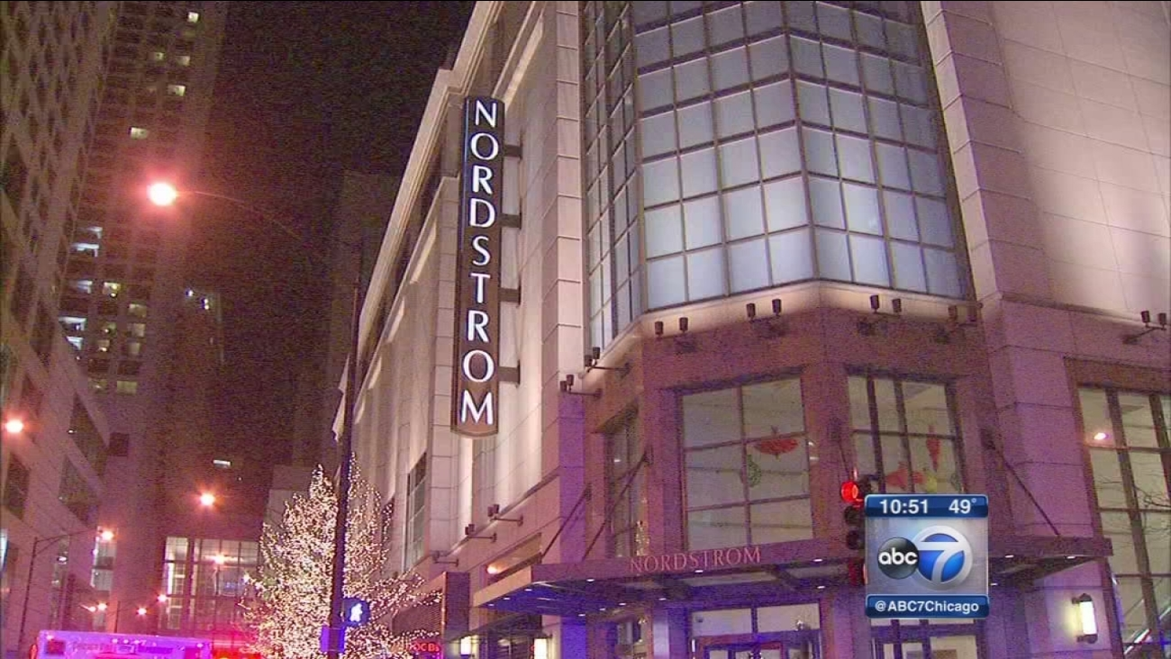 Woman shot at Nordstrom on Black Friday dies
