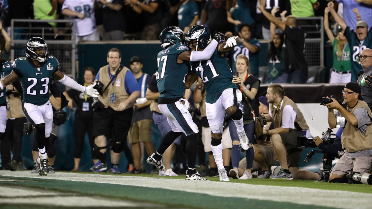 afda1fa396a Philadelphia Eagles beat Atlanta Falcons 18-12 | 6abc.com