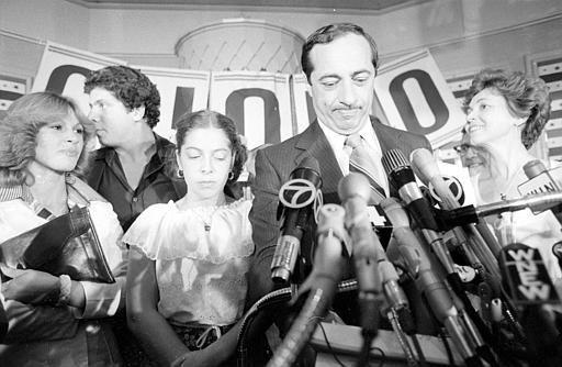 "<div class=""meta image-caption""><div class=""origin-logo origin-image ""><span></span></div><span class=""caption-text"">Mario Cuomo concedes a Democratic primary runoff for New York City mayor to Ed Koch on Sept. 20, 1977. (AP Photo)</span></div>"
