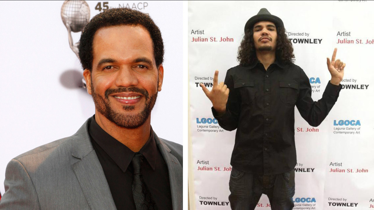 Image result for The Young and the Restless star Kristoff St John was found dead