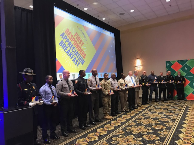 <div class='meta'><div class='origin-logo' data-origin='WTVD'></div><span class='caption-text' data-credit=''>Hundreds of first responders from the Triangle were recognized for their hard work.</span></div>