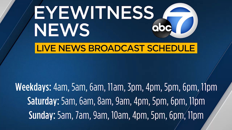 Watch ABC7 Eyewitness News live
