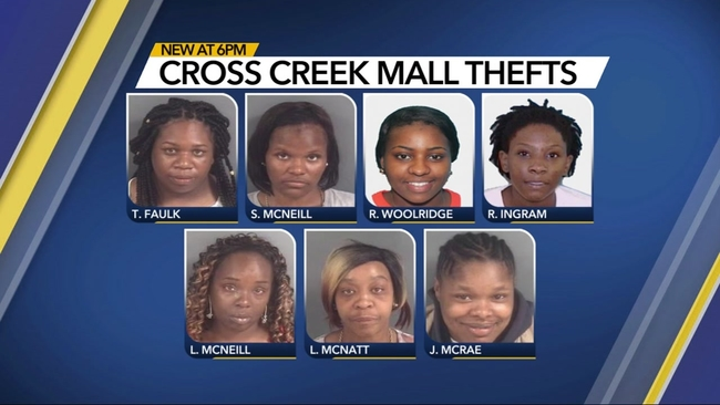 Image result for Police identify women wanted for $9,000 Fayetteville shoplifting spree