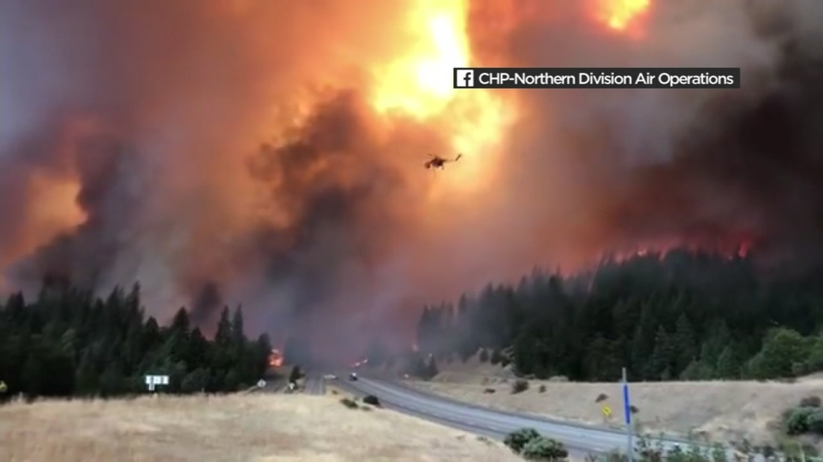 Delta Fire grows to 37,000 acres in Shasta County