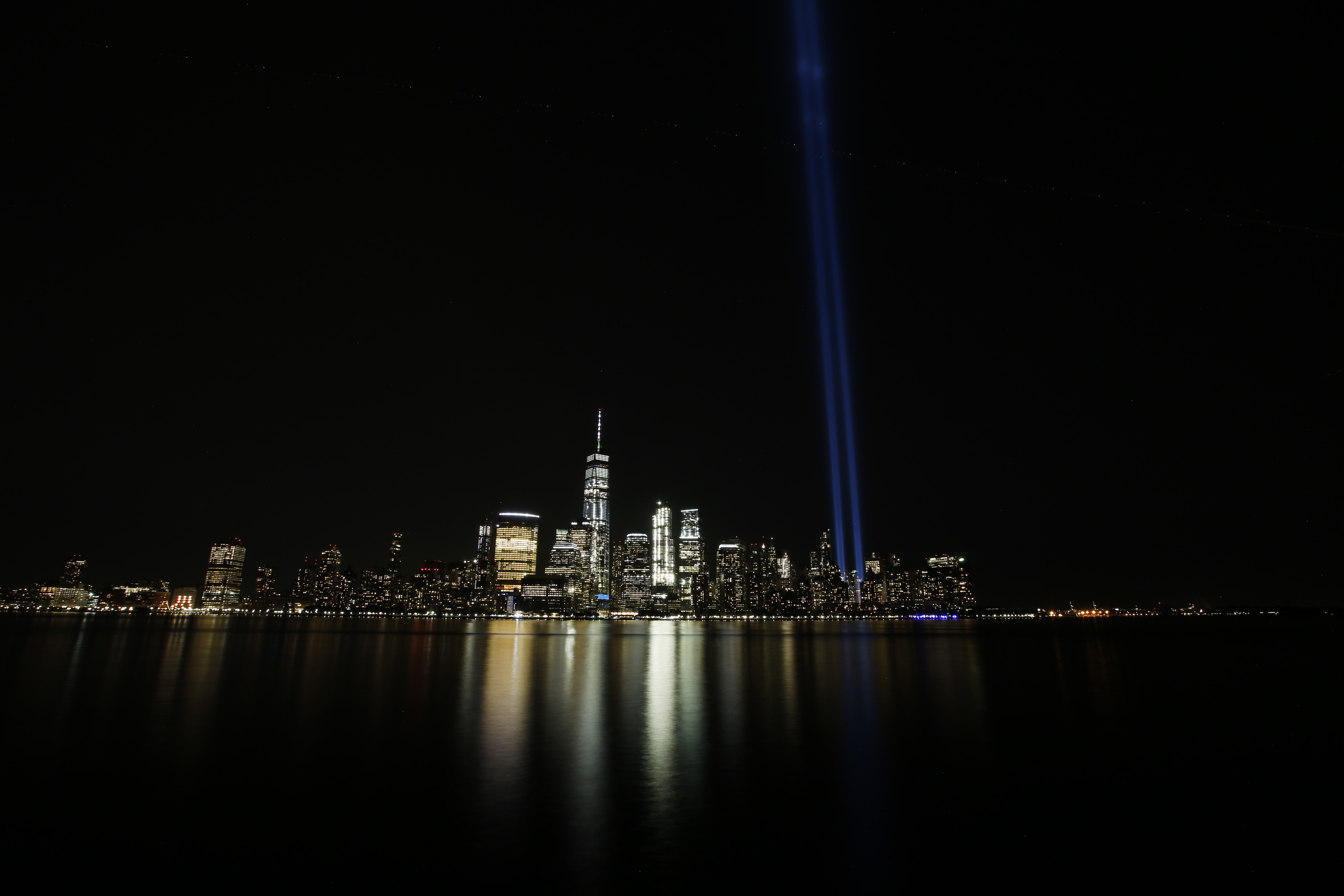 september 11th tribute in light through the years pictures