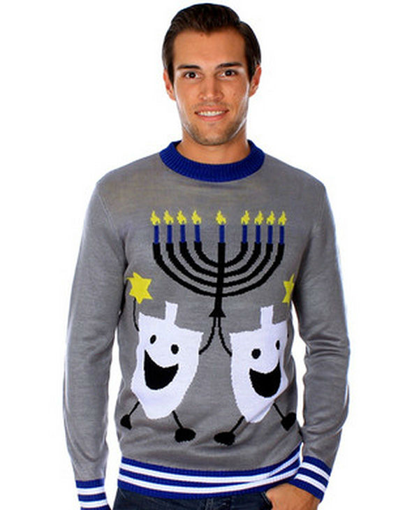 "<div class=""meta image-caption""><div class=""origin-logo origin-image ""><span></span></div><span class=""caption-text"">There are even ugly Hanukkah sweaters. (TipsyElves)</span></div>"
