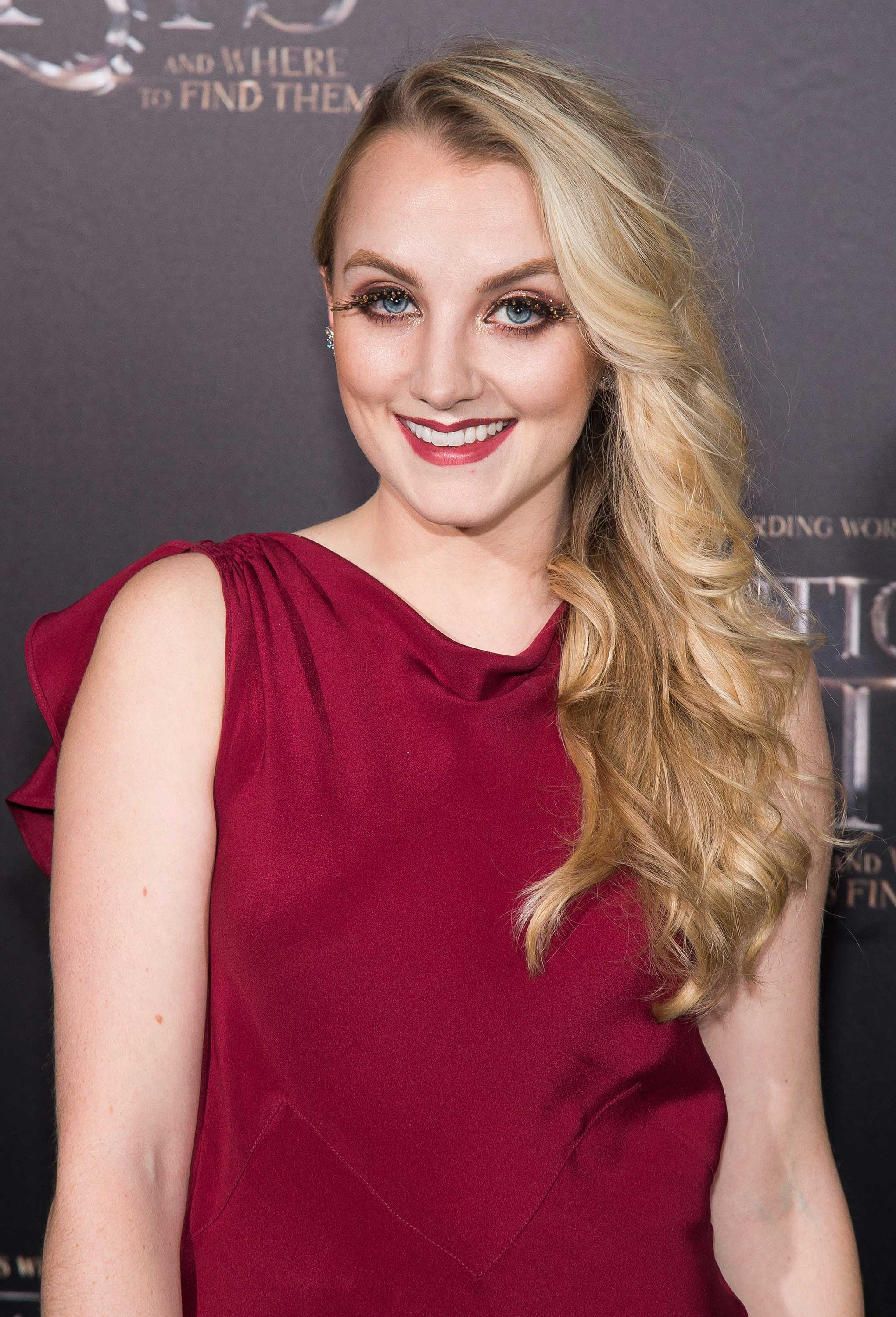 <div class='meta'><div class='origin-logo' data-origin='none'></div><span class='caption-text' data-credit='Charles Sykes/Invision/AP'>Actress Evanna Lynch, who plays Luna Lovegood in the ''Harry Potter'' films, will be dancing.</span></div>
