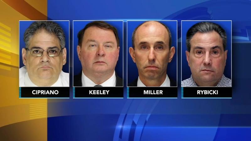 Four Montgomery County doctors accused of illegally prescribing opioids