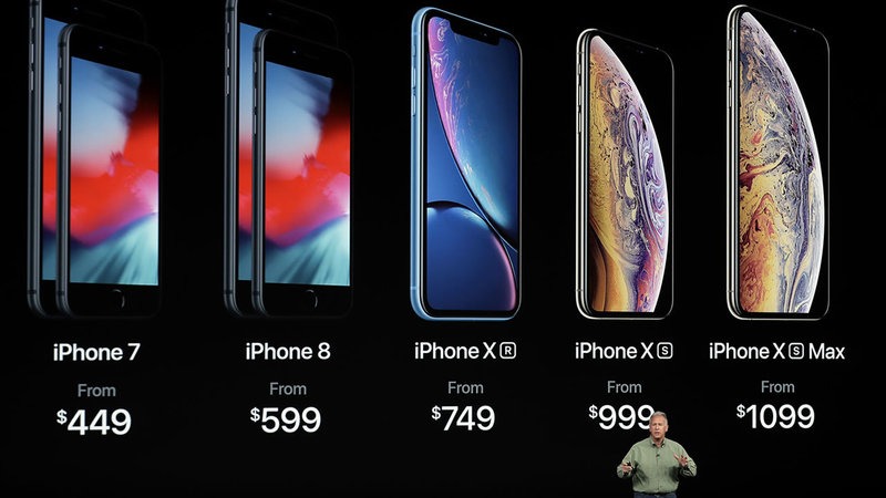 Got 1 100 Apple Shows Off Its Most Expensive Iphone Yet