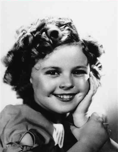 "<div class=""meta image-caption""><div class=""origin-logo origin-image ""><span></span></div><span class=""caption-text"">Shirley Temple, the child star who sang, danced, sobbed and grinned her way into the hearts of Depression-era moviegoers, died of natural causes Feb. 10, 2014. She was 85.</span></div>"
