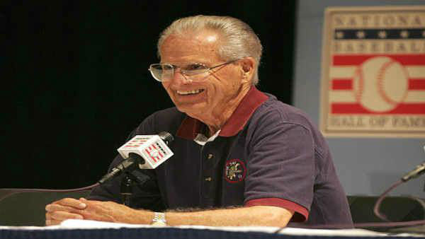 "<div class=""meta image-caption""><div class=""origin-logo origin-image ""><span></span></div><span class=""caption-text"">Hall of Fame broadcaster Jerry Coleman, a former second baseman who interrupted his career to fly as a Marine Corps pilot in World War II and Korea, died Jan. 5, 2014. He was 89. (AP Photo / John Dunn)</span></div>"