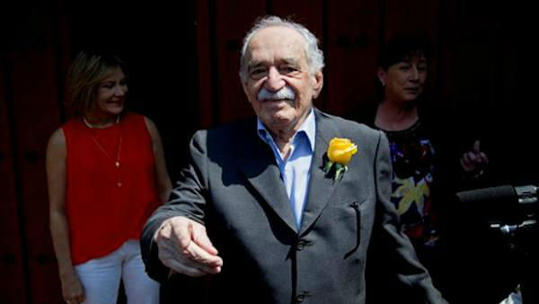 "<div class=""meta image-caption""><div class=""origin-logo origin-image ""><span></span></div><span class=""caption-text"">Gabriel Garcia Marquez, the Nobel laureate whose work exposed readers to Latin America's passion, superstition, violence and inequality, died on Apr. 17, 2014. He was 87.</span></div>"