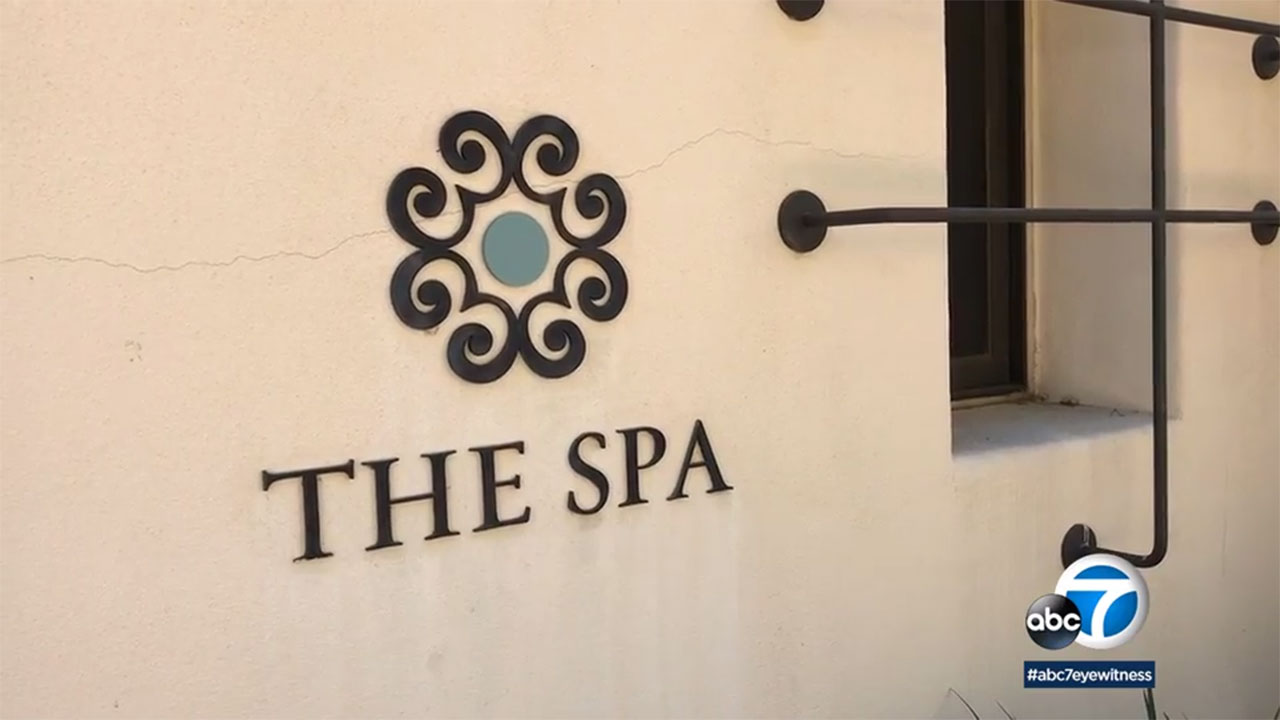 Caregivers of ALS patients were treated to spa treatments and seminars at the Terranea Resort in Rancho Palos Verdes.