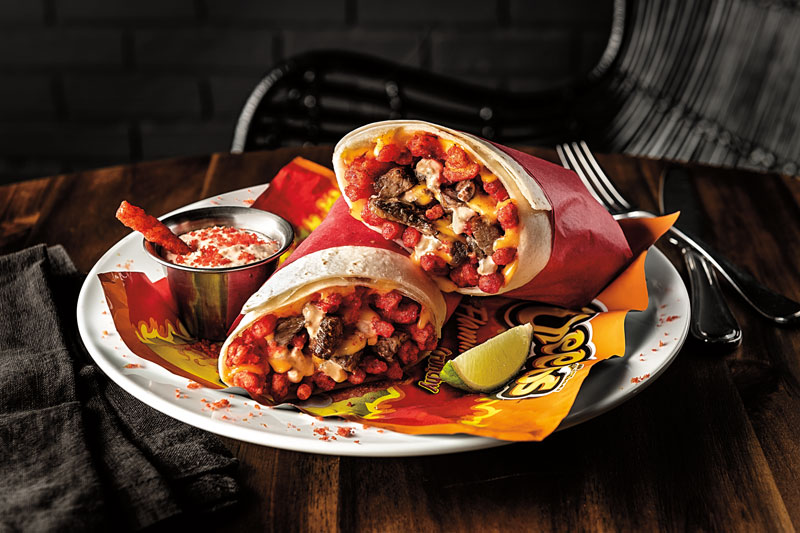 <div class='meta'><div class='origin-logo' data-origin='none'></div><span class='caption-text' data-credit=''>Hot Cheetos Burrito</span></div>