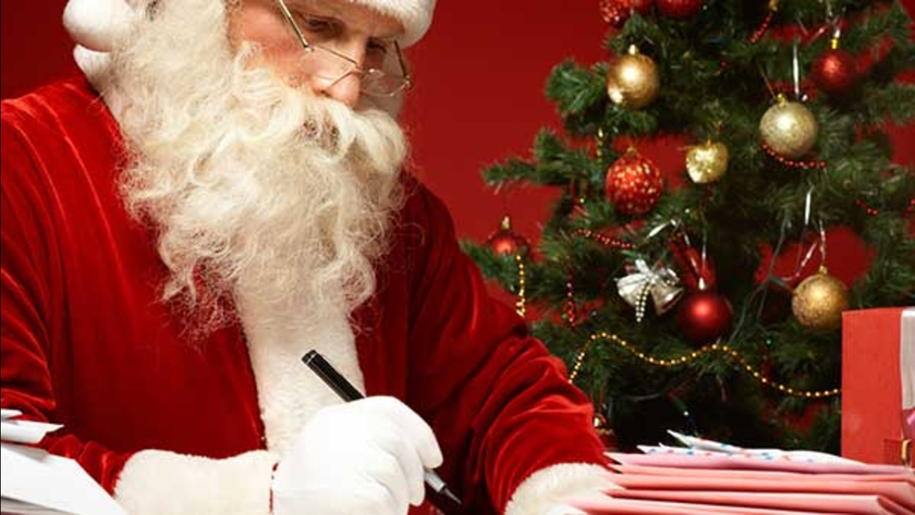 Here\'s how you can get Santa to respond to your kids\' letters ...