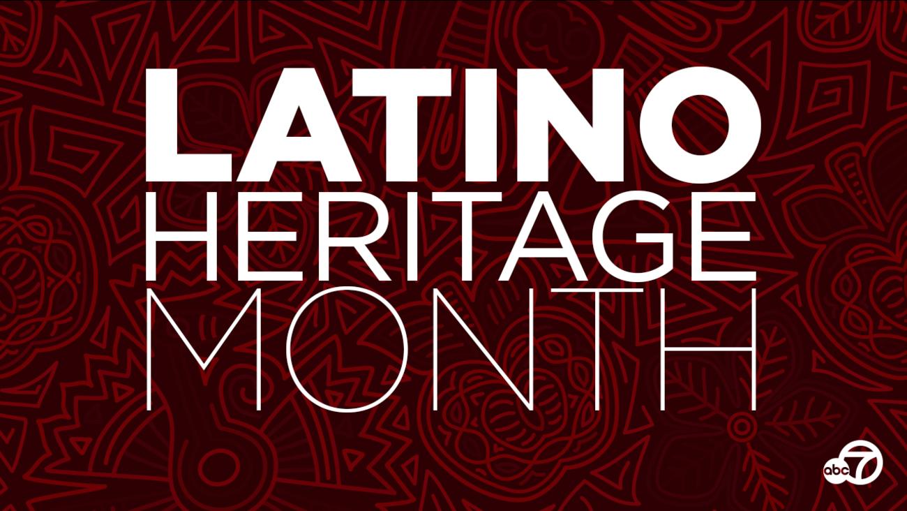 new arrival 43d0b 0c952 ABC7 Celebrates Latino Heritage Month 2018 | abc7news.com