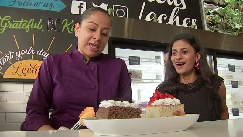 Houston's 1st tres leches bakery lands at Conservatory Food Hall