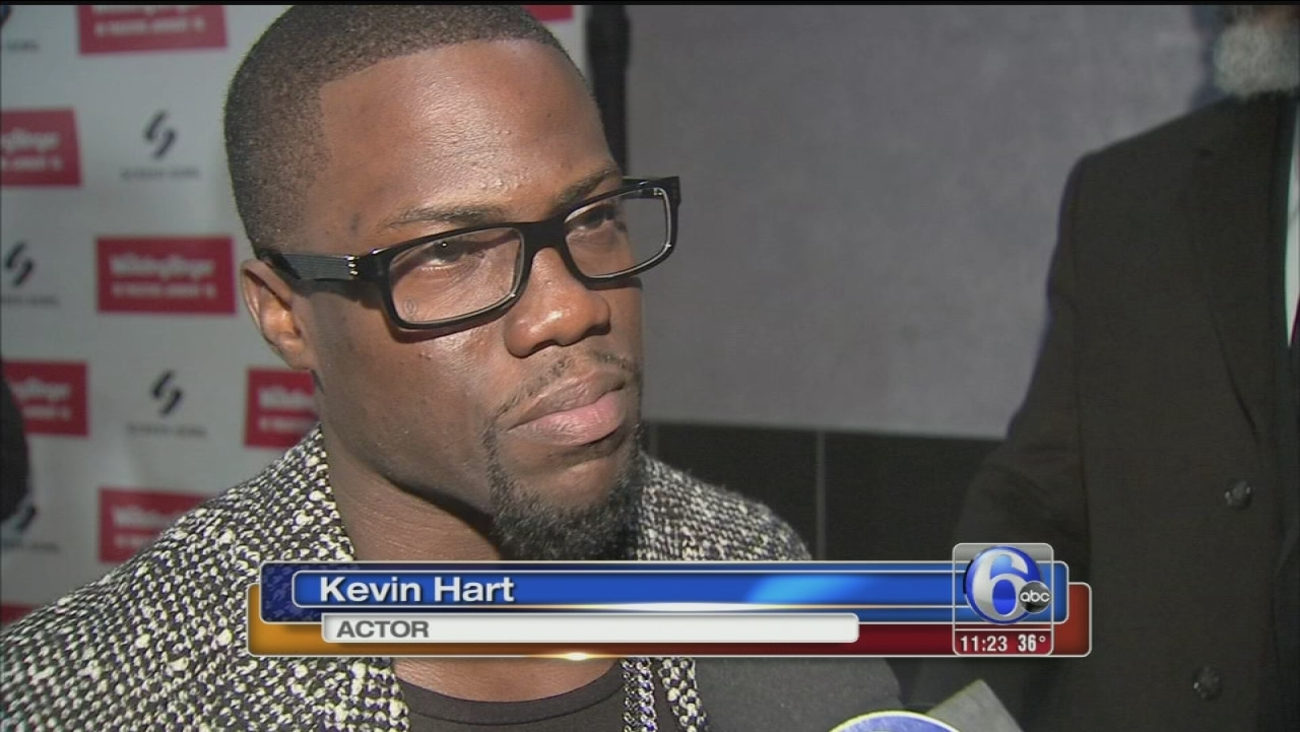 VIDEO: Kevin Hart