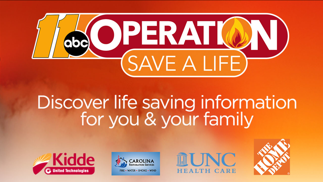 Operation Save A Life Fire Safety Campaign 2018 Abc11 Com