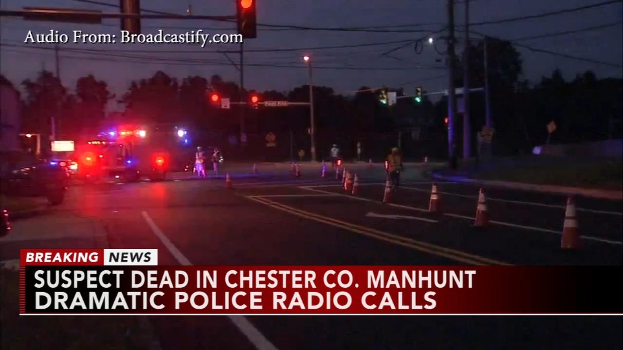 DA: Chester County rampage suspect took own life, his son