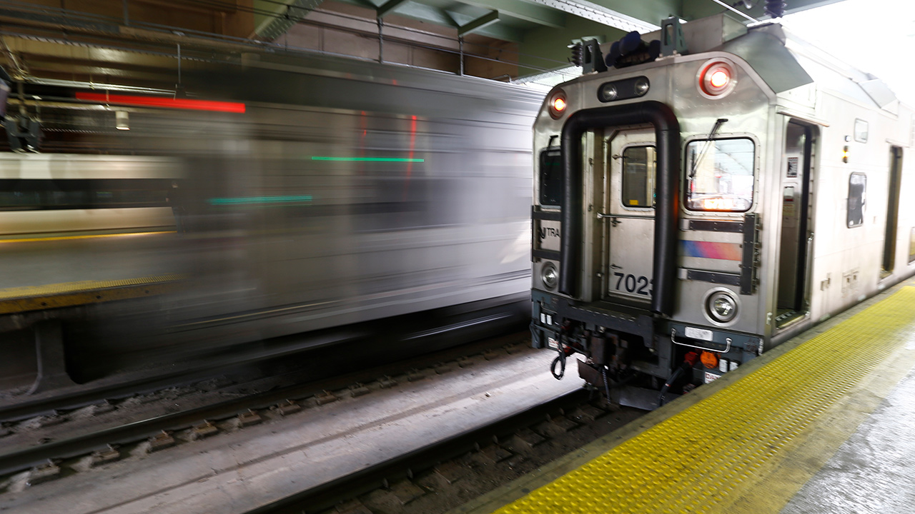 NJ Transit service diverted in, out of Penn Station due to Amtrak derailment