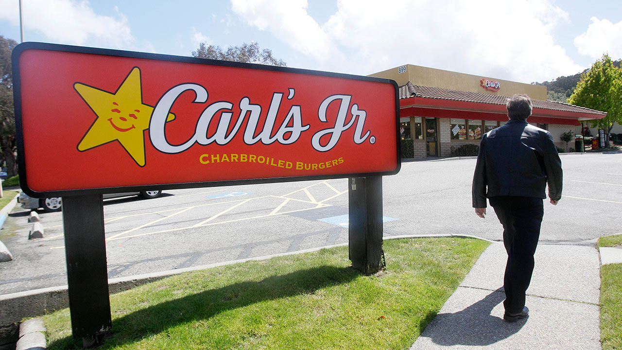 Carl's Jr. restaurant