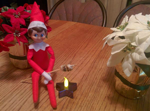 "<div class=""meta image-caption""><div class=""origin-logo origin-image ""><span></span></div><span class=""caption-text"">Elf on the Shelf has become a common fixture in American homes around the holidays; check out some photos from our viewers (KTRK Photo)</span></div>"